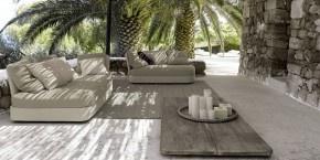 Leuk idee voor lage terrastafel.