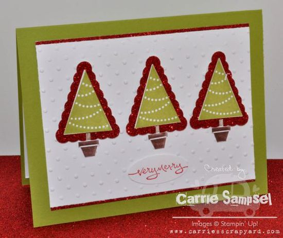 Penannt Parade Christmas by csampsel - Cards and Paper Crafts at Splitcoaststampers
