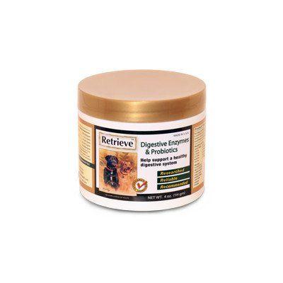 Retrieve Health Food & Skin Allergy Relief (Enzymes « Pet Lovers Ads