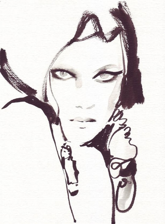 Ioana Avram #illustration