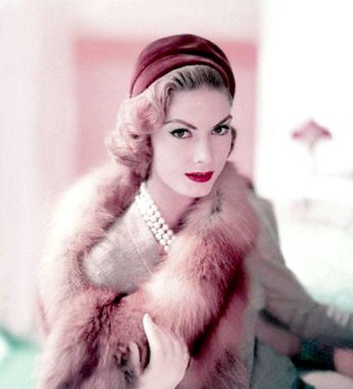 Vogue, 1955.