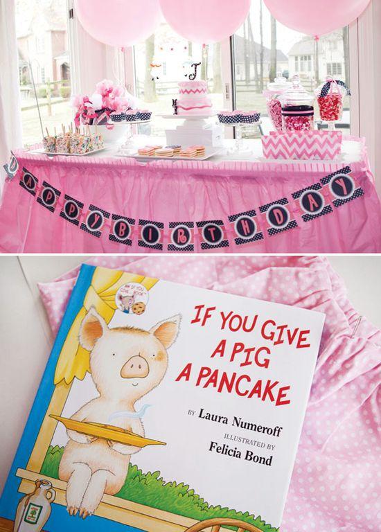 Pig-a-pancake-pajama-party