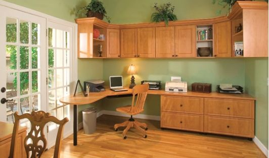 Home Office Ideas, Home Office Design