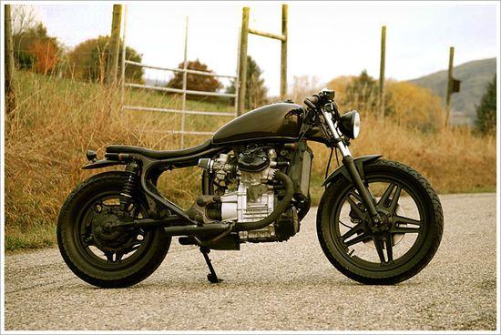 motoblog • Posts Tagged 'café racer'
