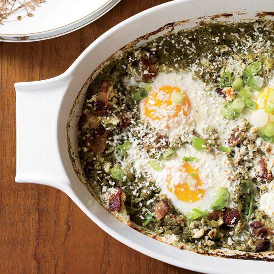 Mexican Eggs in Purgatory // More Great Breakfasts: www.foodandwine.c... #foodandwine