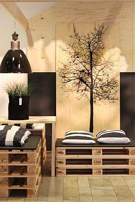 ? pallet furniture