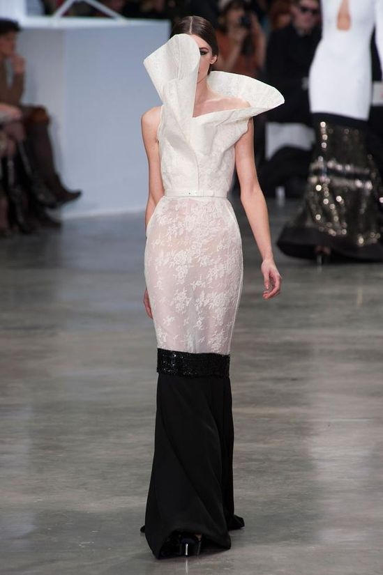 STEPHANE ROLLAND SPRING 2013 COUTURE