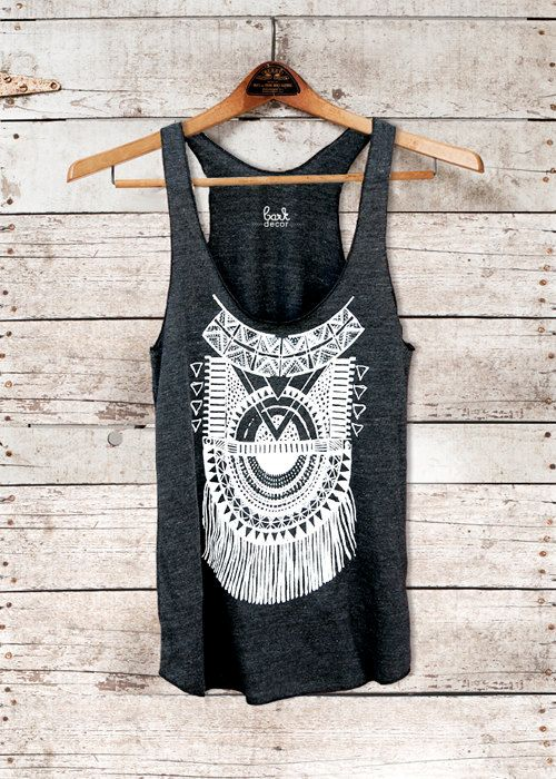 Summer is for tank tops.