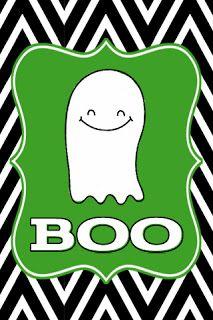 Boo Phone Wallpaper