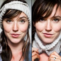 This Head Wrap/Collar is super a easy knit, and it is free. Check out this great stash buster and other free patterns.