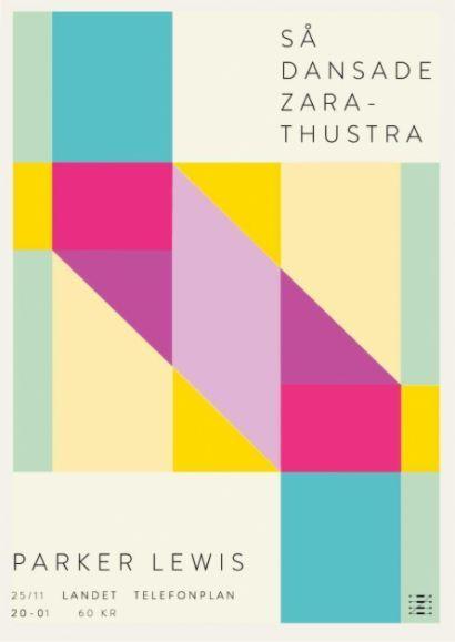 Så Dansade Zarathustra #graphicdesign