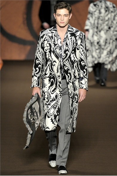 Etro - Men Fashion Fall Winter 2012-13