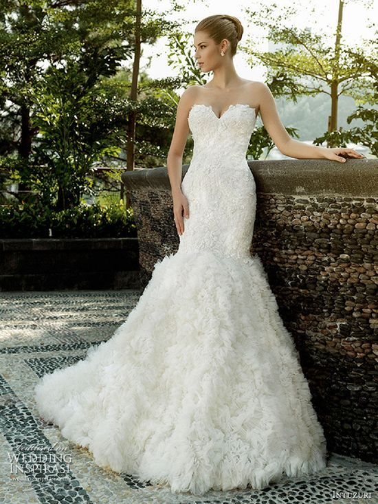 Intuzuri Wedding Dresses 2013