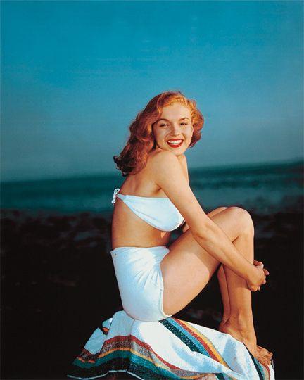 Rare Early Marilyn Monroe Photos - My Modern Metropolis