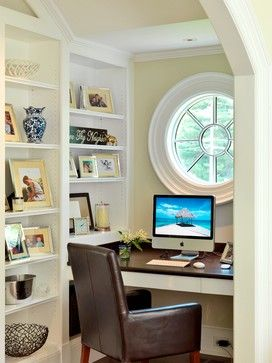 Love this little Office Space #DreamHome #HomeOffice