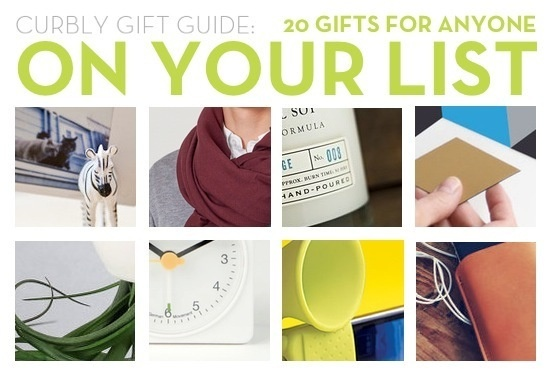 20 great gifts for anyone on your list -- all under $50!