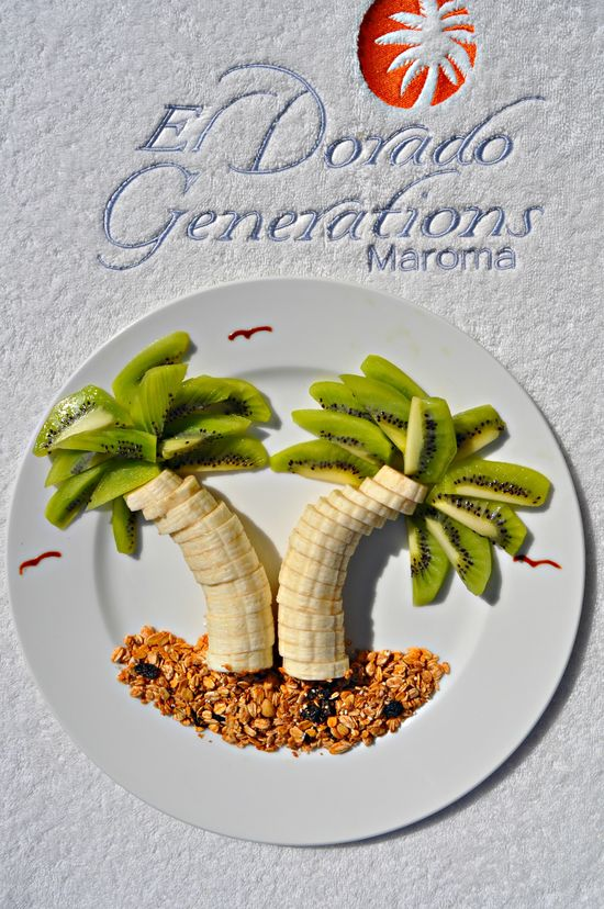 Generations Maroma, by Karisma,  Fresh fruits - breakfast