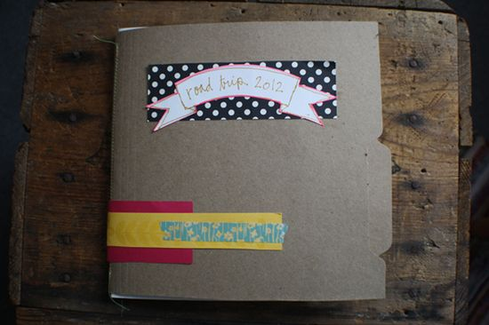 DIY: Create A Travel Journal