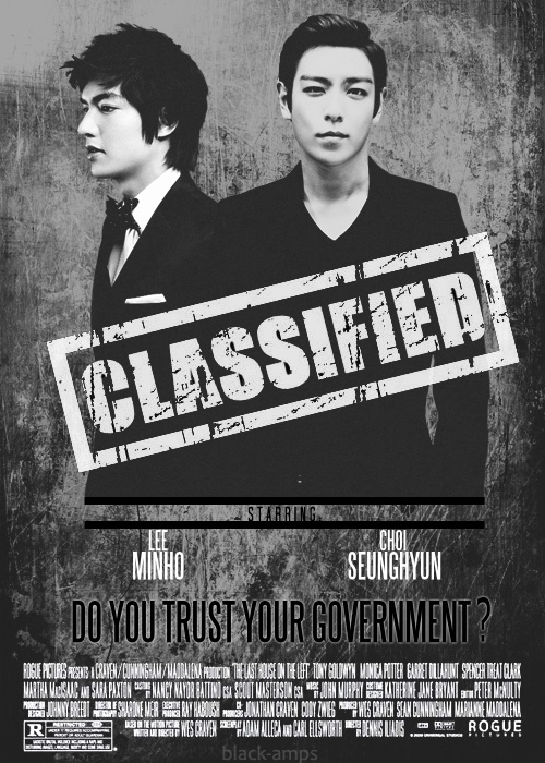 Movie: Classified (2013) - Two secret agents - one corrupt government. Trust no one. Why can't this be real....is it??