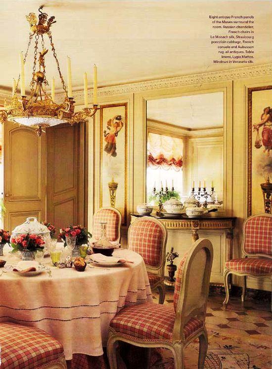 Interior Designer Henri Samuel