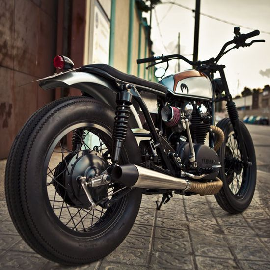 Yamaha XS650 by La Corona Motorcycles  benjaminhk + 1922