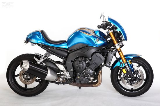 custom Yamaha FZ1