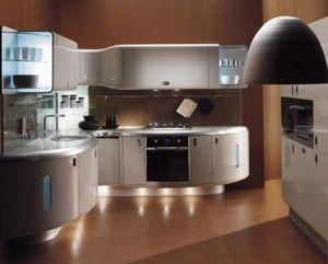 Modern Kitchen Design Ideas