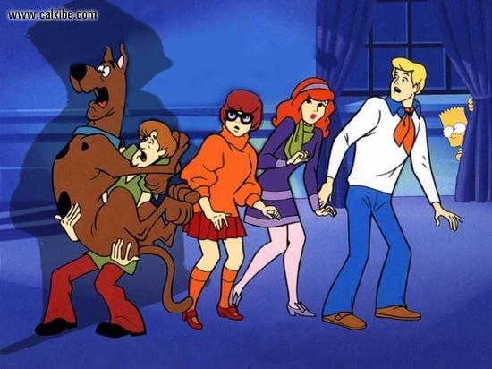 Scooby Doo!!!   A fave Saturday morning cartoon!