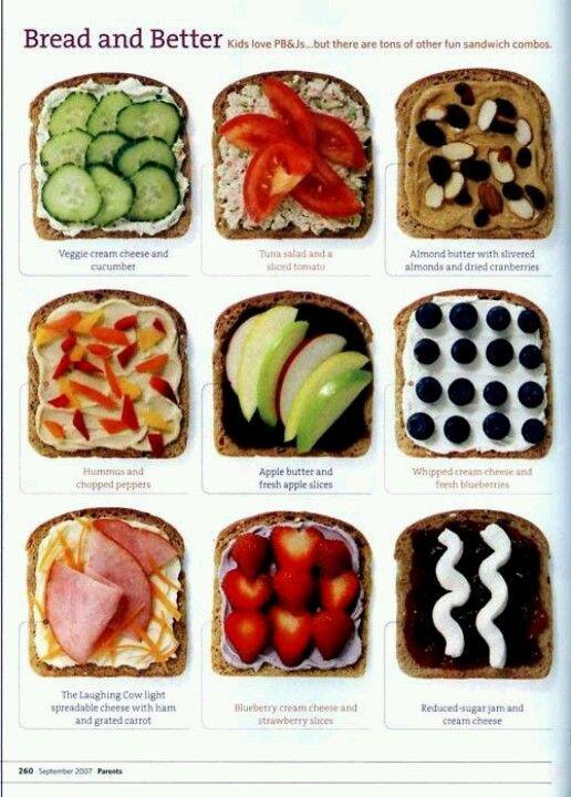 Change up their afternoon snack! #WFMvictories #backtoschool