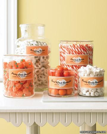 Candy Jar Treats How-To