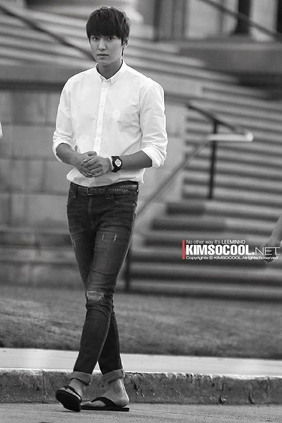 Lee Min Ho - ooh-la-la