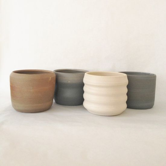 Four beautiful handmade pottery lines for rent