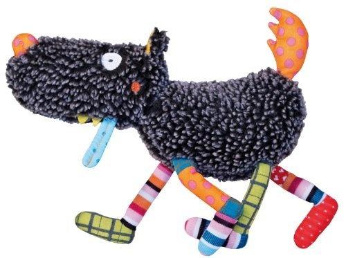 Crazy Cuddly Wolf Plush Doll: tinyurl.com/...  #Wolf #Plushie #Toy