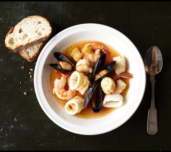 Savory Seafood Stew