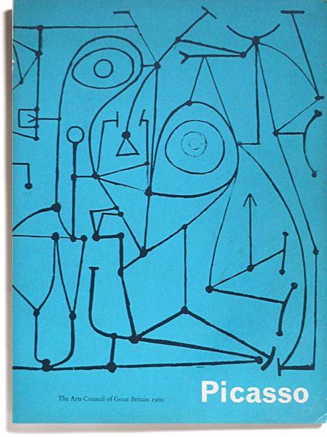 Picasso 1960 Book cover