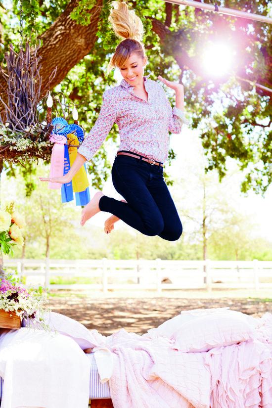 jump! #LaurenConrad
