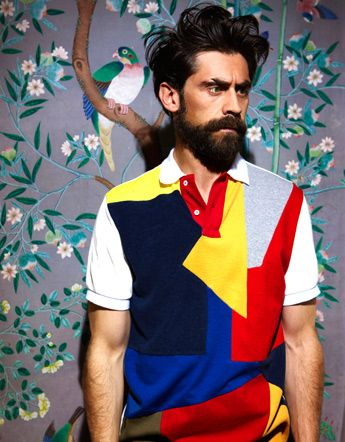 polo-shirt by Casely Hayford