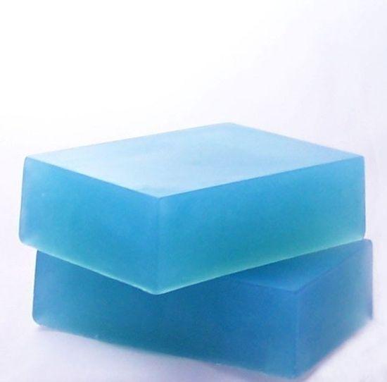 handmade glycerin soap