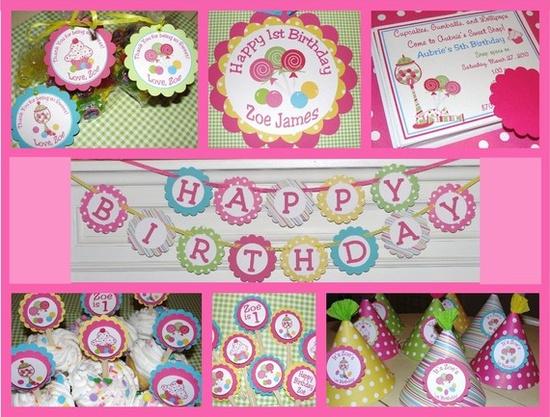 Candy Birthday