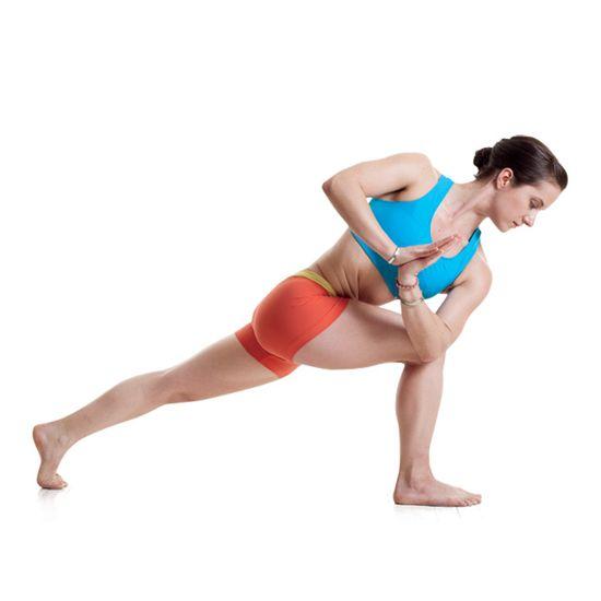 Master The Yoga Lunge - blog.womenshealth...