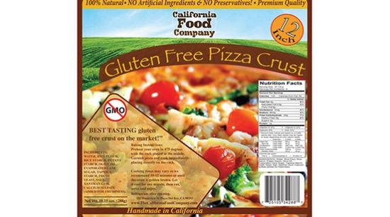 Top gluten-free foods -- pizza, cookies, pasta and more -- from our WorldLifestyle health & food editor