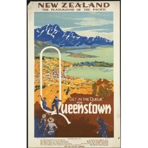 Love 1930s travel posters