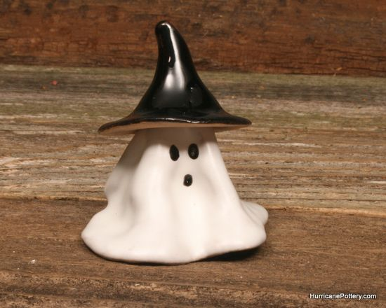 bewitching ghost - hand made ceramic ghost