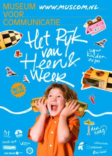 LAVA graphic design -Museum Voor