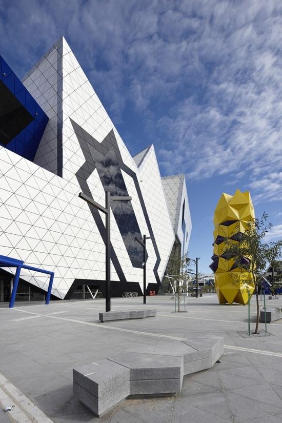 Perth Arena / ARM Architecture + CCN