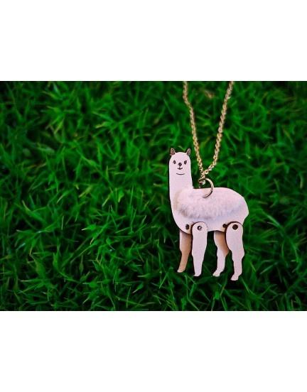UUendy Lau Hand Made Alpaca Necklace