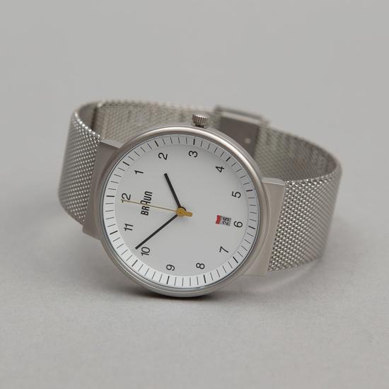 Braun watch. Simply well-designed.