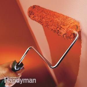 Paint Roller Techniques and Tips