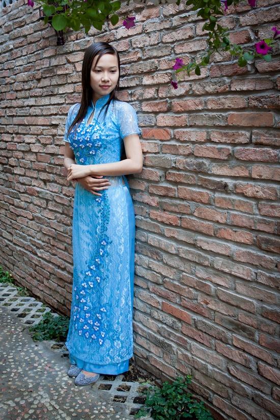 #Vietnamese #ao dai