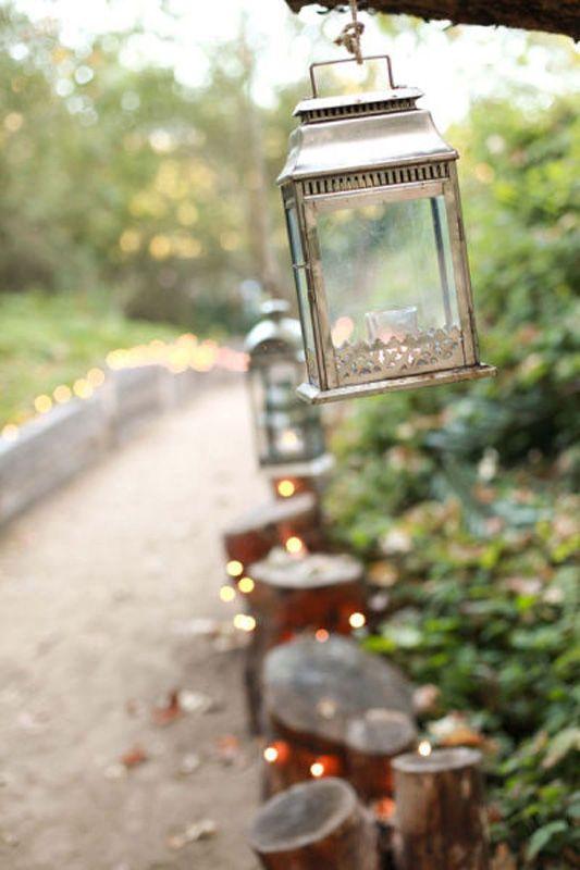 Light it Up: Outdoor Lanterns